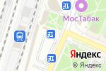 Схема проезда до компании У Станции в Пушкино
