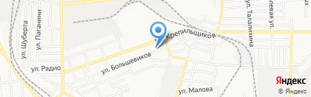 Торчин продукт на карте Донецка