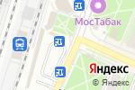 Схема проезда до компании Европресс в Пушкино