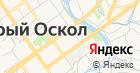 Строящееся административное здание по ул. Коммунистическая на карте