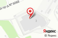 Схема проезда до компании Сибтехпромсервис в Котельниках