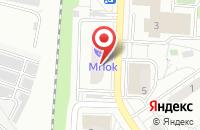 Схема проезда до компании Окнастрой в Дзержинском