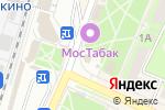 Схема проезда до компании Магазин цветов в Пушкино