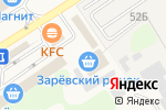 Схема проезда до компании Строй-Маркет в Растуново
