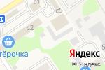Схема проезда до компании Все для бани в Растуново