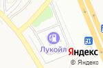 Схема проезда до компании Банкомат, Банк ФК Открытие, ПАО в Чурилково
