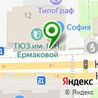 Местоположение компании Евросервис
