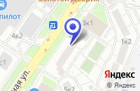 Схема проезда до компании АПТЕКА АСТРА в Москве