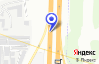 Схема проезда до компании ТФ САВУД в Москве