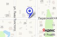 Схема проезда до компании САДОВОДЧЕСКОЕ ТОВАРИЩЕСТВО ПРАВДА в Правдинском