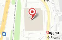 Схема проезда до компании КОНВЕНТ в Дзержинском