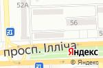 Схема проезда до компании МК в Донецке