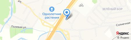 ЭТМ на карте Тарасовки