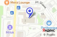 Схема проезда до компании ДК ЭНЕРГЕТИКОВ в Дзержинском