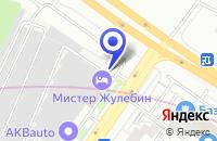 Схема проезда до компании СЕРВИСНАЯ СТАНЦИЯ ТЕХАВТОСТАР в Москве