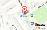 Схема проезда до компании МосОблЕИРЦ в Дзержинском