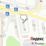 Магазин салютов Дзержинский- расположение пункта самовывоза