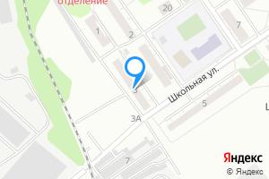 Сдается двухкомнатная квартира в Дзержинском Школьная ул., 3