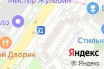 Схема проезда до компании Центр по вскрытию замков и дверей в Москве