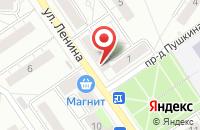 Схема проезда до компании Лисичка в Дзержинском