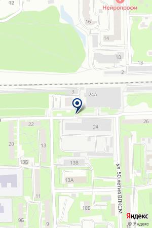 АВАРИЙНО-ДИСПЕТЧЕРСКАЯ СЛУЖБА СЕРВИС-ЦЕНТР КОРОЛЕВ-ЛИФТ на карте Королева