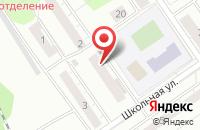 Схема проезда до компании Сокол в Дзержинском