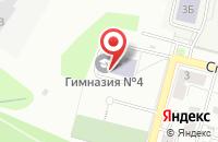 Схема проезда до компании Средняя общеобразовательная школа №1 в Дзержинском