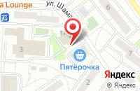 Схема проезда до компании Нева в Дзержинском
