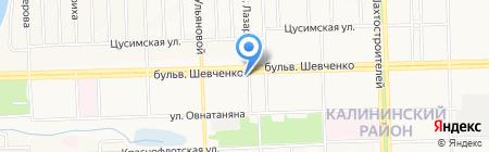 Elite Shop на карте Донецка