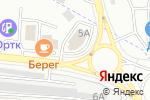 Схема проезда до компании LADA Деталь в Дзержинском