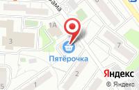 Схема проезда до компании Светоч-Угреша в Дзержинском