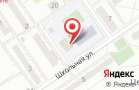 Схема проезда до компании ОНМЦ в Дзержинском