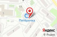 Схема проезда до компании АВК-ВЕЛЛКОМ в Дзержинском
