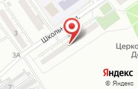 Схема проезда до компании Багира в Дзержинском