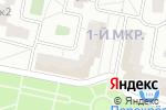 Схема проезда до компании Мишелин в Москве