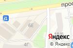 Схема проезда до компании Магазин игрушек в Королёве