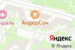 Схема проезда до компании StrategShop в Москве