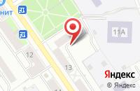 Схема проезда до компании Столички в Дзержинском
