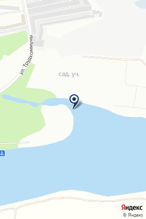 КБ ТРАНСИНВЕСТБАНК (ТРАНСПОРТНЫЙ ИНВЕСТИЦИОННЫЙ БАНК) на карте Дзержинского