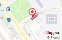 Схема проезда до компании ЗдравСити в Дзержинском