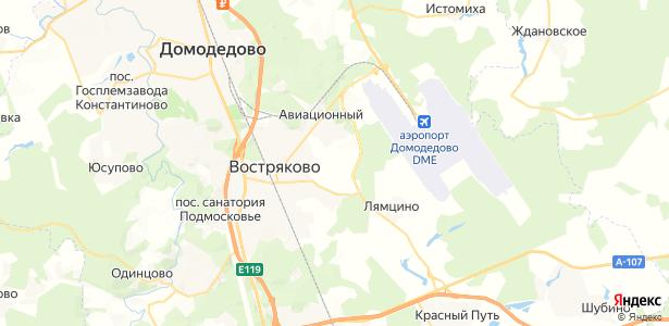 Ловцово на карте