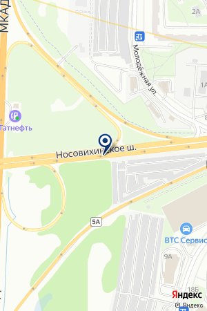 ЭЛИТ-БАЛКОН на карте Москвы