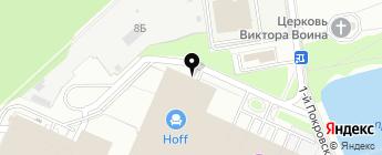 AG EXPERTS на карте Москвы