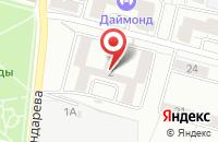 Схема проезда до компании Облбизнесконсалтинг в Дзержинском