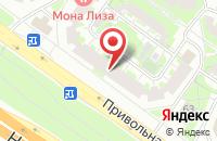 Схема проезда до компании Математические Этюды в Москве