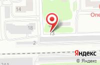 Схема проезда до компании ГСК ЭНЕРГИЯ в Юбилейном
