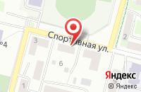 Схема проезда до компании Шоколад в Дзержинском