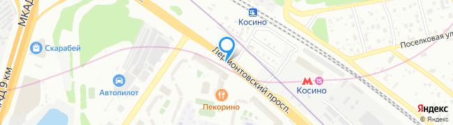 Лермонтовский проспект