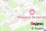 Схема проезда до компании Lava в Москве