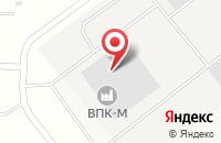 Схема проезда до компании Завод по производству технологической оснастки в Шатске